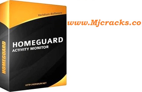 HomeGuard Professional 8.8.1 Crack Plus Serial Key 2019 Download