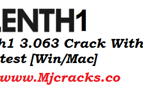 Sylenth1 3.070 Crack With Patch Key Latest [Win/Mac]