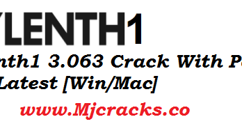 Sylenth1 3.063 Crack With Patch Key Latest [Win/Mac]