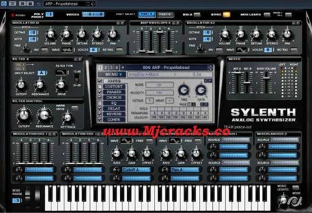 Sylenth1 3.065 Crack With Patch Key Latest [Win/Mac]