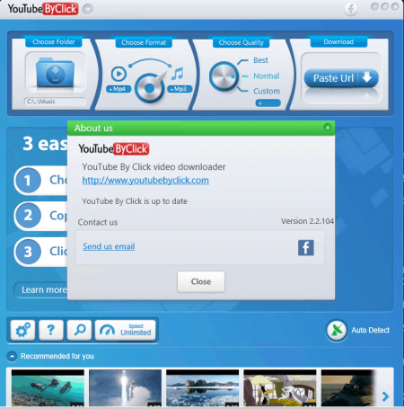 YouTube By Click Premium 2.3.2 Crack Plus Activation Key